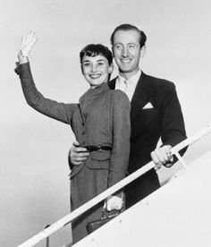 Audrey and British industrialist, James Hanson. They were engaged to be married. Audrey realized their combined lives and careers would not work out, and called off the wedding.