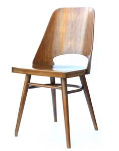 2 Model 514 dinner chairs from the sixties by unknown designer for Ton Czechoslovakia Vintage Designs, 1960s, Dining Chairs, Retro, Model, Furniture, Home Decor, Dinner, Dining