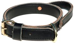 Signature K9 Mil Spec Agitation Collar with Handle, 1-1/4-Inch, Black ** Review more details here : Dog stuff