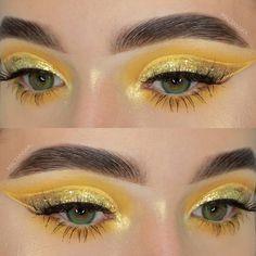 Makeup Eye Looks, Eye Makeup Art, Eyeshadow Makeup, Makeup Inspo, Makeup Inspiration, Fall Eyeshadow, Eyeshadow Ideas, Natural Eyeshadow, Star Makeup
