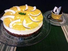 Pina Colada Cheesecake… Con tutto il sapore dei Caraibi