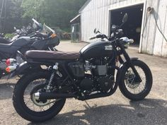 Check out this 2015 Triumph Bonneville T100 listing in Falmouth, ME 04105 on Cycletrader.com. It is a Cruiser Motorcycle and is for sale at $8500.