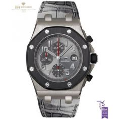 Audemars Piguet Royal Oak Offshore Doha Edition [LIMITED TO 100 PIECES] 26219IO.OO.D005CR.01