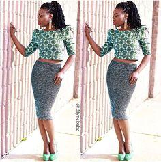 African Fashion ... Lovely Styles >> http://www.dezangozone.com/