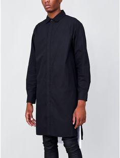 OAK Long Shirt Poplin