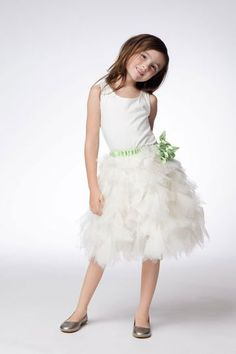 Seahorse 42370 Flower Girl Dress | Weddington Way $176