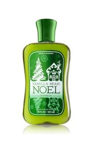 Vanilla Bean Noel Body Wash From Bath & Body Works. (Only Available Around Christmas Time)