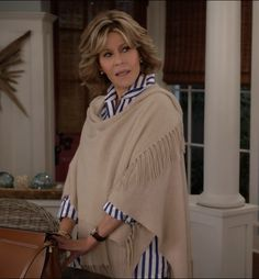 "Grace Hanson - Grace & Frankie ""The Burglary"""