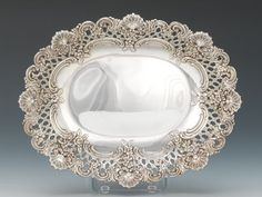 Tiffany & Co. Sterling Silver Serving Bowl