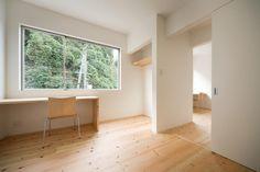 Modern Interior Design In Small House Wooden Floor Plan Modern minimalist small house design picture