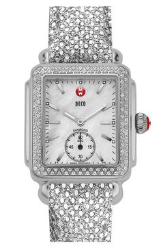 michele u0027deco 16 watch nordstrom
