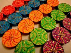 glitter tea lights diwali | 40+ Diwali Ideas Cards, Crafts, Decor, DIY | India Crafts #GlitterCrafts #Foam #Diwali