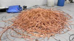 Wire Stripper to Get Best Copper scrap metal prices