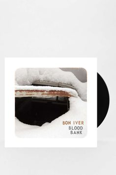 Bon Iver - Blood Bank LP - Urban Outfitters