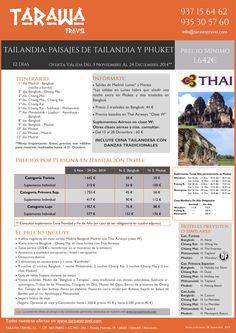 Paisajes de Tailandia y Phuket.Especial Salidas Noviembre/Diciembre.12días desde 1642eur por persona ultimo minuto - http://zocotours.com/paisajes-de-tailandia-y-phuket-especial-salidas-noviembrediciembre-12dias-desde-1642eur-por-persona-ultimo-minuto/