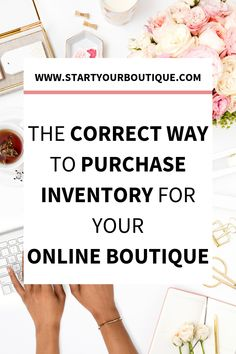 Wholesale Tips - Starting A Business - Ideas of Starting A Business - Dont buy inventory when starting an online boutique before reading this article! SAVE THIS PIN then click through for tips on buying wholesale clothing for your online business. Starting An Online Boutique, Selling Online, Online Sales, Art Online, Online Jobs, Make Money Online, How To Make Money, Wholesale Boutique Clothing, Thing 1