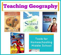 Tools for Homeschooling Middle School: Teaching Geography @edupossible