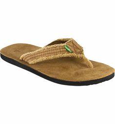 cc92a03b9fd Sanuk Fraid Not Flip Flop Sandal - Men s Shoes Sandals