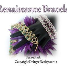 Renaissance Tila Bracelet