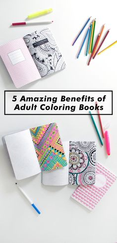 Check out these 5 things we bet you didn't know about adult coloring books.