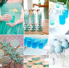 hochzeit in t rkis die farbe des blauen himmels hochzeit und blog. Black Bedroom Furniture Sets. Home Design Ideas