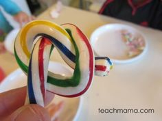 candy cane experiments, 2.0   easy, at-home fun and learning