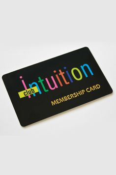 Club Intuition - Club Intuition Membership Card, $2,600.00 (http://www.shopclubintuition.com/club-intuition-membership-card/)