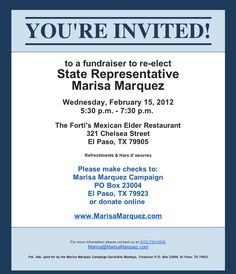 political fundraiser invitations the lion star blog by jaime abeytia hd 77 campaign fundraisers
