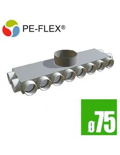 PE-flex rozdeľovač V Tech, Box, Snare Drum, Technology