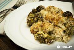 Krémes brokkoli-karfiol tál | NOSALTY