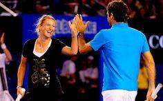Victoria Azarenka la Kid's Day la Australian Open Rod Laver Arena, Australian Open, Most Visited, Victoria, Community, T Shirts For Women, Concert, My Love, World