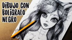 ♡♚♔ fσℓℓσω мє fσя мσяє ριитєяєѕт : ♚♔♡ diana solo con un boligrafo! Diana Diaz, Art Drawings, Challenges, Watercolors, Youtube, How To Draw Stuff, Paintings, Art, Water Colors