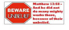 Matthew Amplified Bible (AMP) And He did not do many miracles there [in Nazareth] because of their unbelief. Matthew 25, Amplified Bible, Jesus Quotes, Helping People, Jesus Christ, Believe, Healing, Sayings, Country