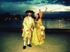 back in time..Versailles Masked Ball