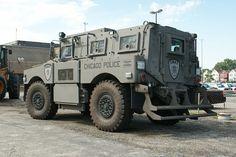 Super Swat vehicle