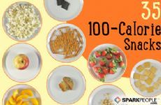 Do you know what 200 calories really looks like? This visual snack guide shows plenty of portion-controlled ideas!