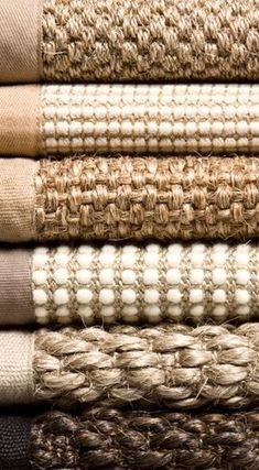 Do you want your home to feel cosy and inviting? Use natural fiber rugs to create warmth #woven info@randinteriors.com