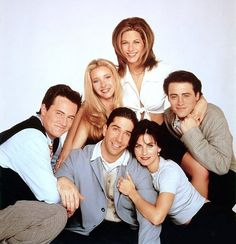 Friends cast - Friends Photo (629527) - Fanpop