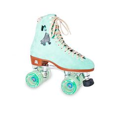 Moxi Lolly Floss Skates. These are at the top of my wishlist for Christmas, y'all. (not for derby, just for fun!)