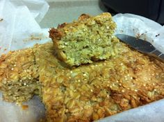 The Right to Be Alive: Home-Made Granola Bars