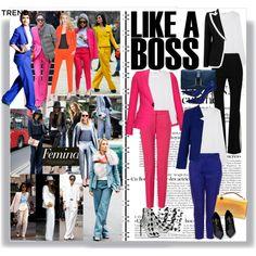 """Dress Like a Boss!"" by naki14 on Polyvore"