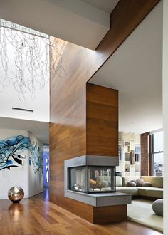 Broadway Penthouse by Joel Sanders Architect in architecture  Category
