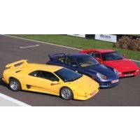 Supercar Experience at Goodwood from Experience Frenzy