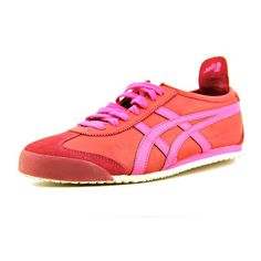Onitsuka Tiger by Asics Mexico 66 Damen US 7.5 Rosa Turnschuhe 4128 in Kleidung & Accessoires, Damenschuhe, Turnschuhe & Sneaker | eBay