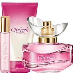 Cherish The Moment Set - All 3 For £12