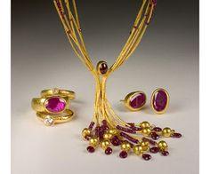 Splendor: A Celebration of Jewelry Designers: GURHAN ORHAN