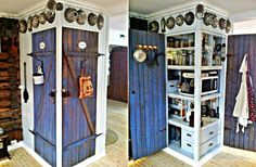 20 Amazing Kitchen Pantry Concepts