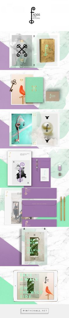 Fados Fora De Portas Music Branding by Sara Palaio   Fivestar Branding Agency – Design and Branding Agency & Curated Inspiration Gallery