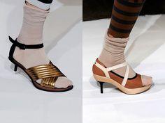 heels and socks - Google Search
