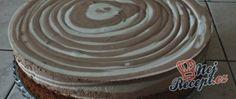 Pudinkový koláč den a noc s jablky | NejRecept.cz Rum, Tableware, Dinnerware, Tablewares, Place Settings, Rome